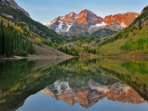 About Maroon Bells