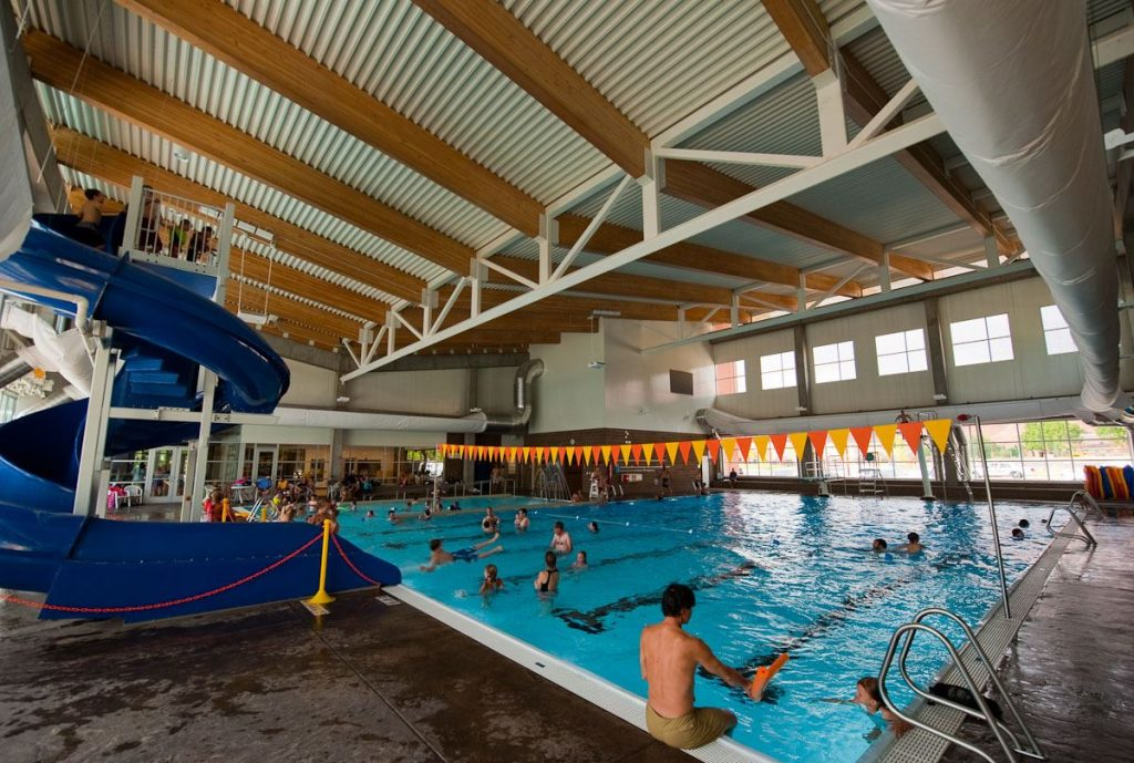 Moab Aquatic Center Indoor Pool
